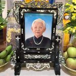 Mệ Lê Thị Dung qua đời