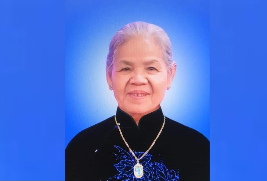 Mệ Đào Thị Thơm (Thêm), pháp danh Nguyên Bích, Qua Đời