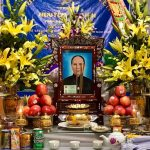 Mệ Nguyễn Thị Liền qua đời